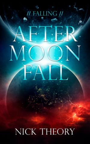 After Moon Fall | Falling | Cover Art
